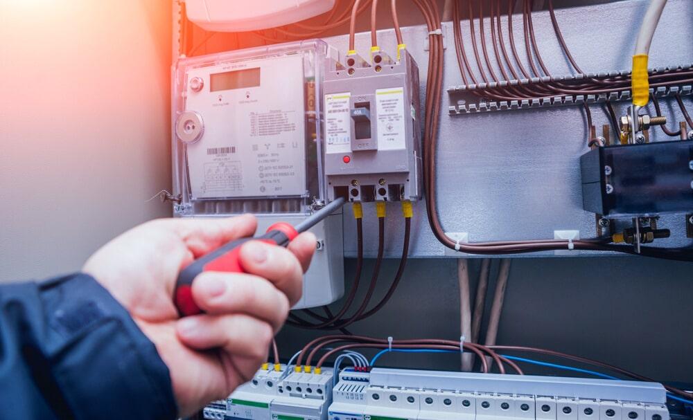 electrician in edinburgh